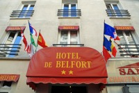 Hipotel Paris Belfort